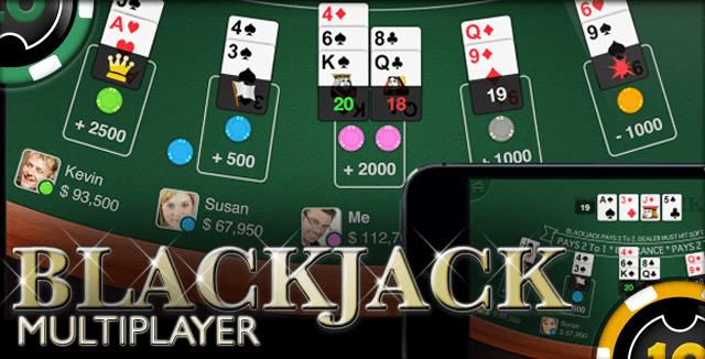 Blackjack Online Kostenlos Multiplayer