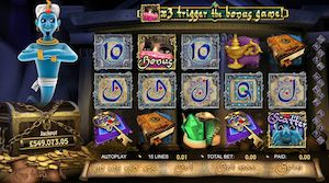 Online slots can be pretty lucrative casino odds