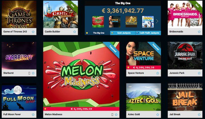Partycasino free app for Android