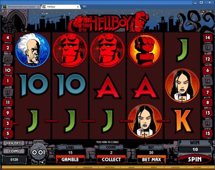 Hellboy Online Slots