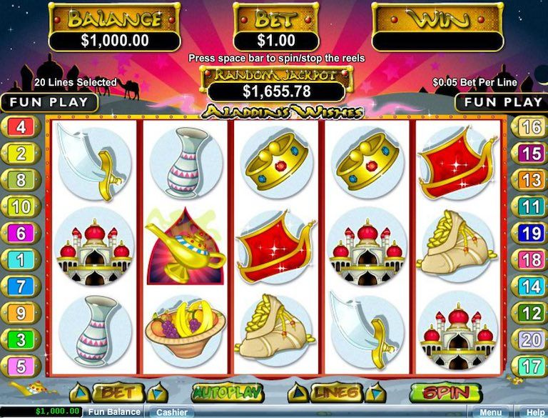 Free Slots With No Download And No Registration-6331
