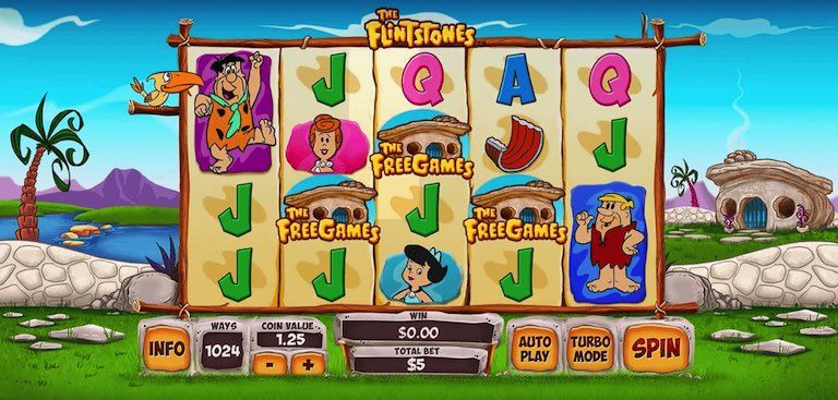Join BGO to Play the Flintstones Slots with Bonus