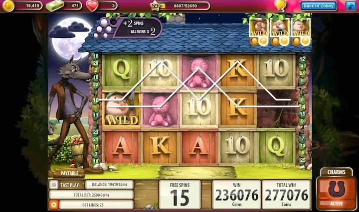 Majestic slots casino