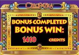 Online Slots Bonus Games
