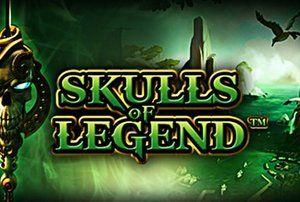 Skulls of Legend Online PayPal Casino Slots