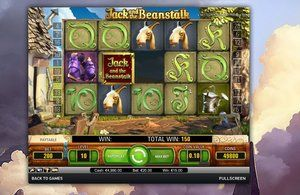 Jack and the Beanstack Online Casino PayPal