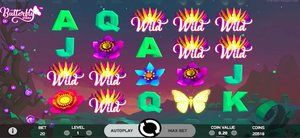 Butterfly Staxx PayPal Slot Games