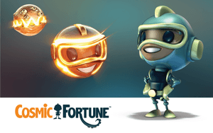 Cosmic Fortune Online Game Slot PayPal Users