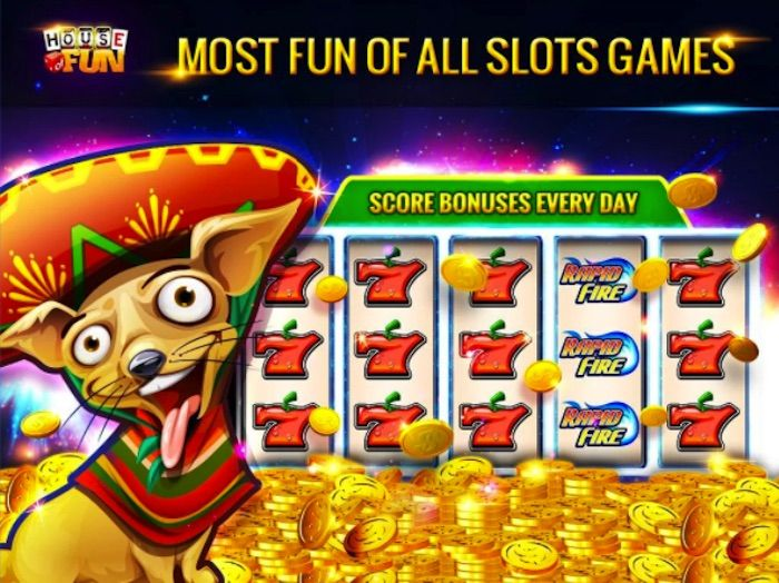House of Fun app brings slots to Android