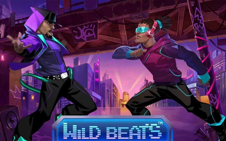 New Slots Wild Beats