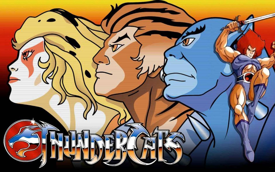 Thundercats is a great retro slot machine