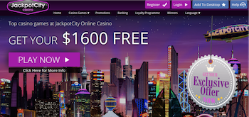 Jackpot City Casino Free Spins
