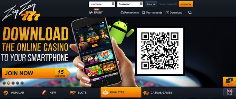 Android Roulette App