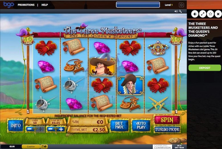 This new 3d slots is amazing - play for free!