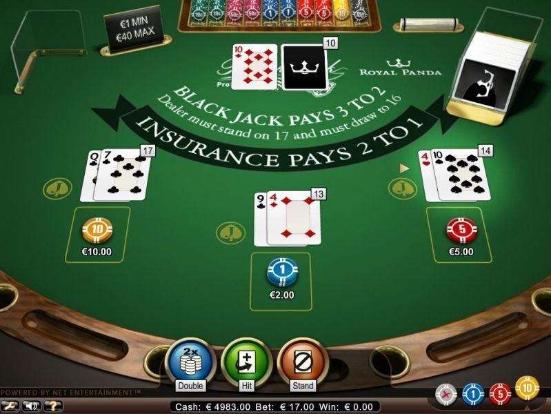 Free Blackjack Games India