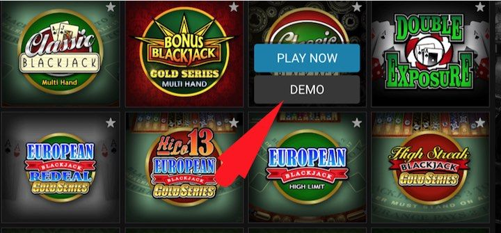 That's how you can practice online blackjack with a free $100,000 bankroll