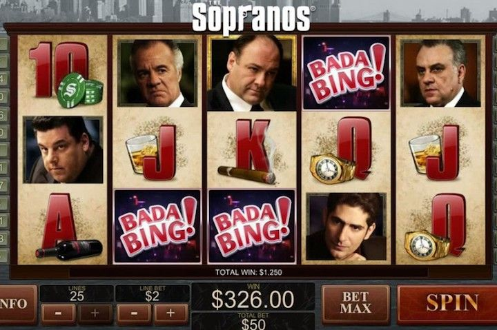 Sopranos real money video slots