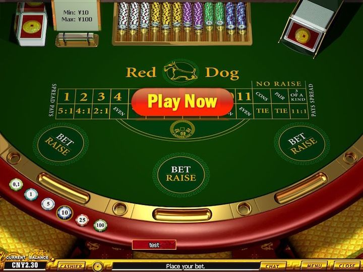 red dog poker for real money