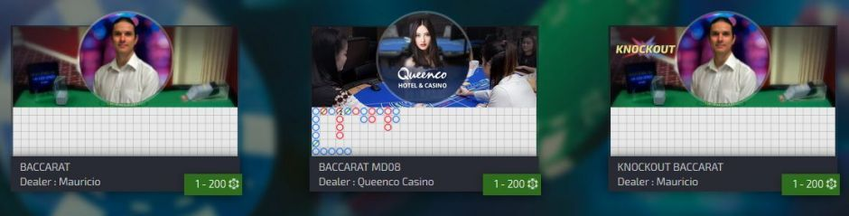 live baccarat king billy