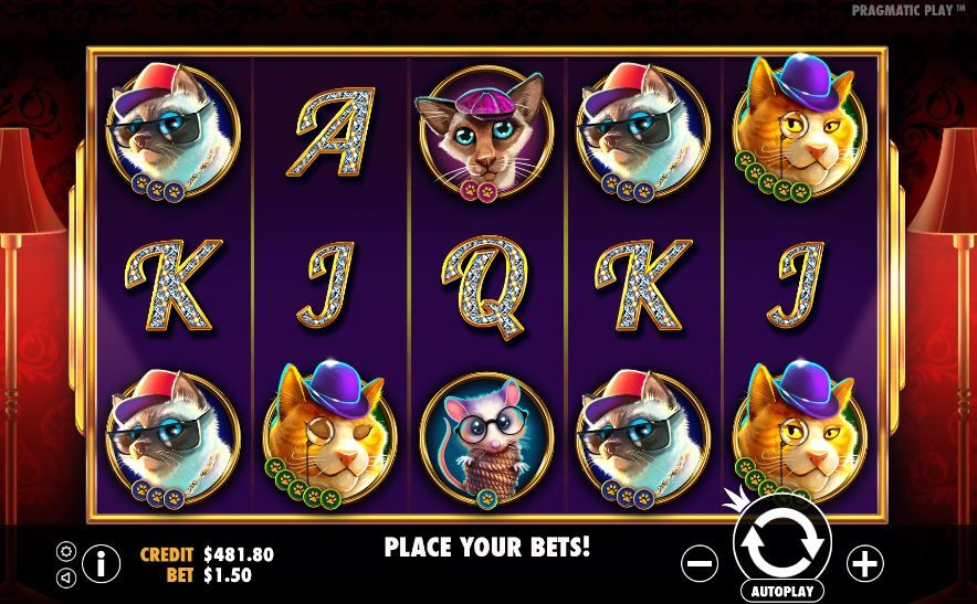 the catfather part 2 slot game