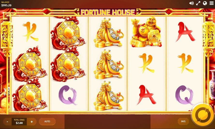 fortune house slot game