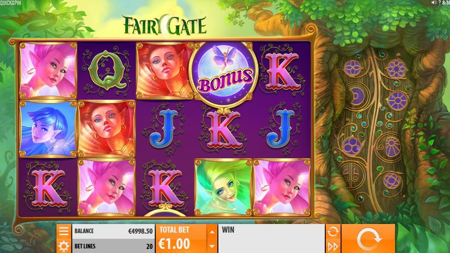 fairy game slot game