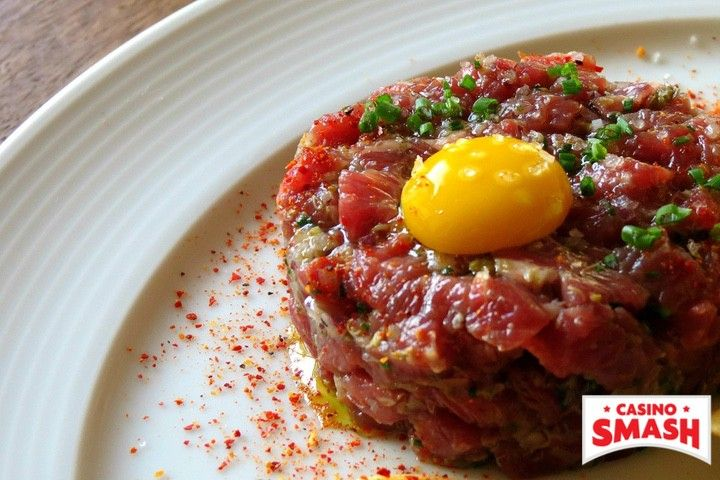 blackjack Mistakes and steak tartare