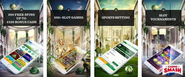 Mr. Green free casino mobile app for iPhone