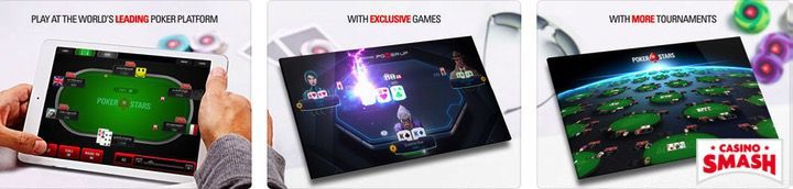 PokerStars free poker mobile app for iPhone