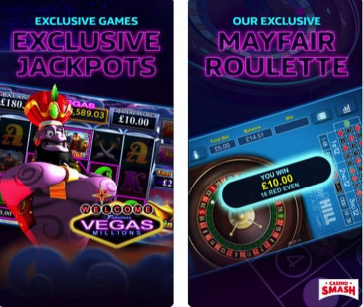 William Hill Vegas free casino mobile app for iPhone