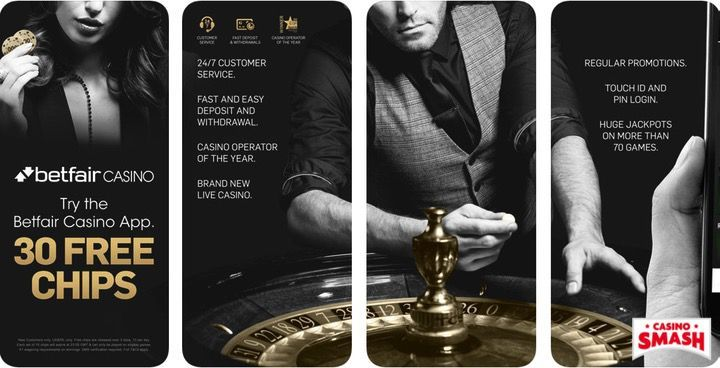 Betfir free casino mobile app for iPhone