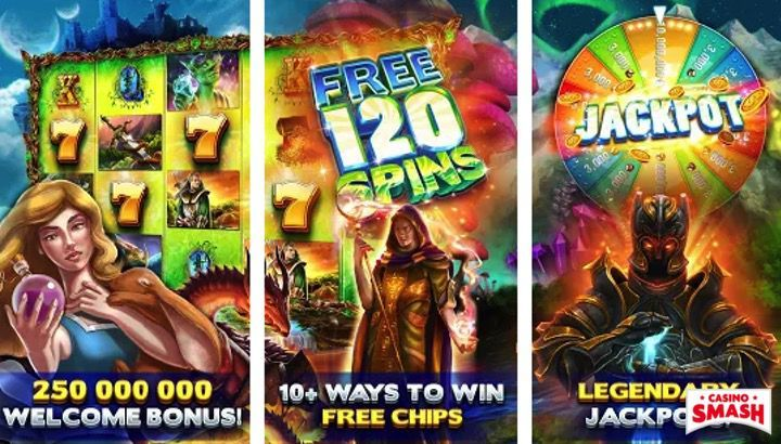Free Slots Mobile App for Android