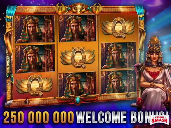 Casino Games Slots Mobile App for Android