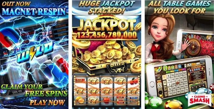 Full House Casino Mobile App für Android