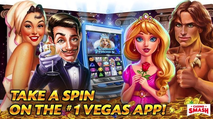 Caesars Casino Slots Mobile App for Android