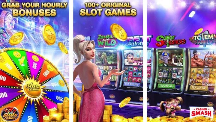 777slots Mobile App for Android