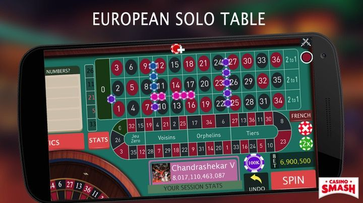 Roulette Royale Mobile App for Android