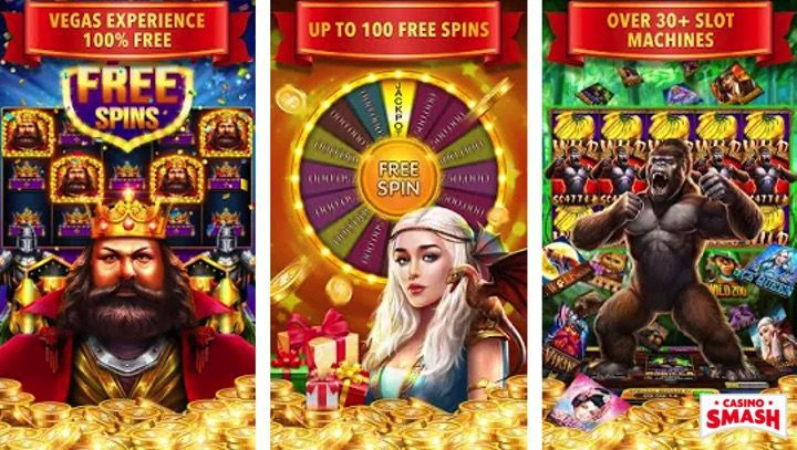 Hot Casino Mobile App für Android