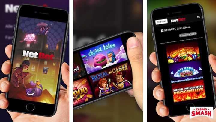 NetBet Mobile App for Android