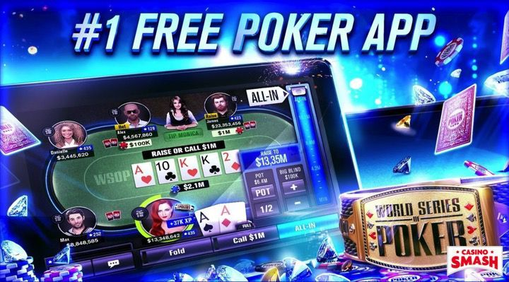 WSOP Poker Mobile App for Android