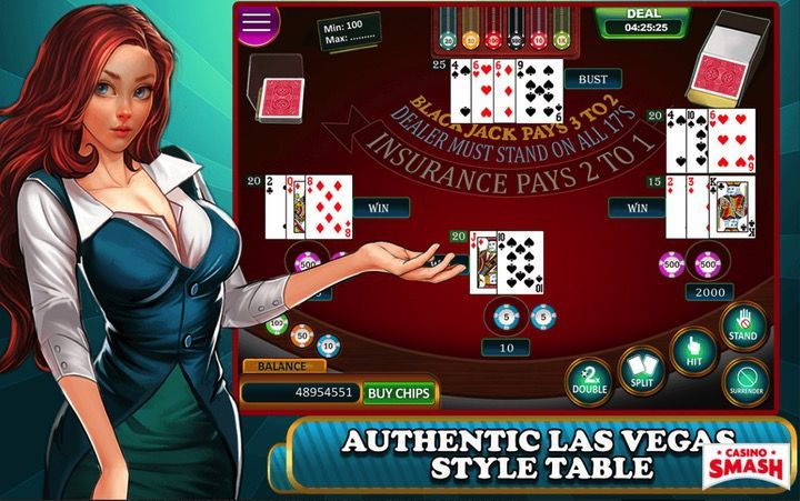 Blackjack Vegas Free Android Casino App