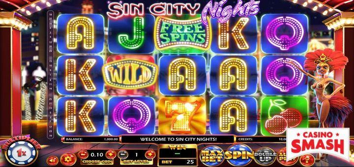 Sin City life slots