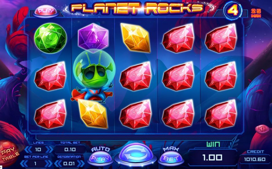 planet rocks slot spintropolis