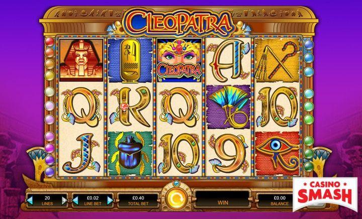 Cleopatra Egypt Slot