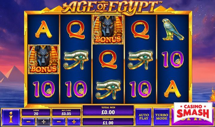 Age of Egypt Egypt Slot