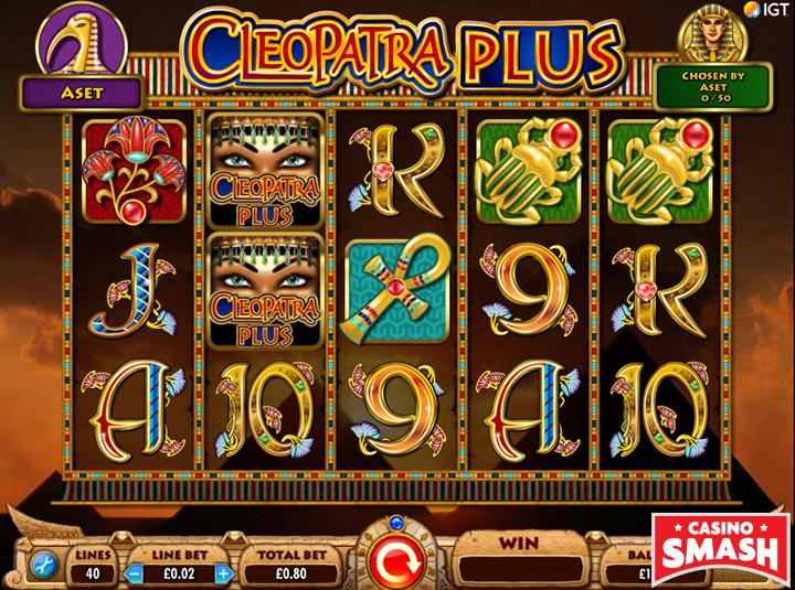 Cleopatra Plus Egypt Slot