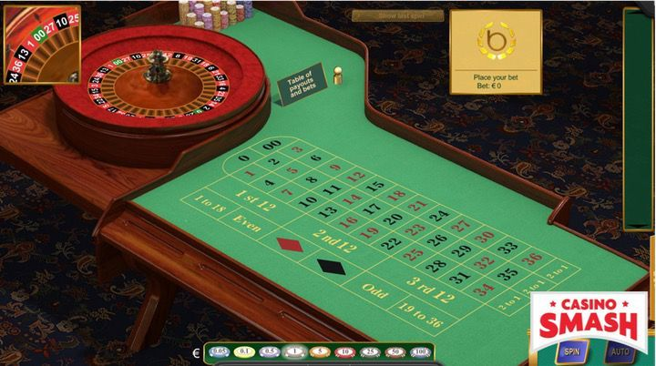 Roulette Games with no house edge: American Roulette