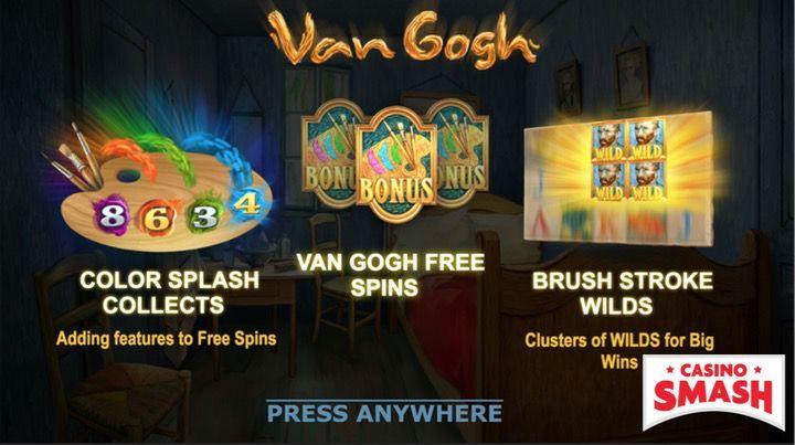 Gogh Slots