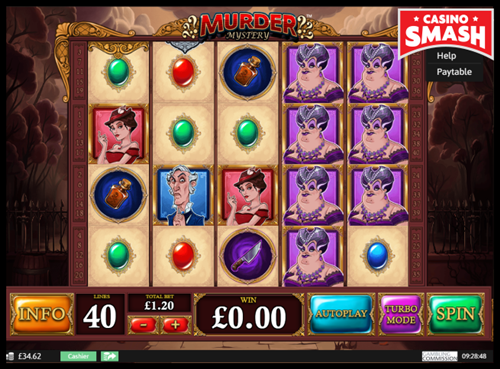 Murder Mystery Slots for dummies
