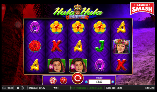 One exciting slots for dummies is Hula Hula Night